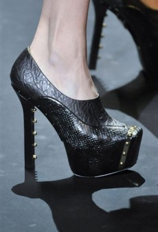 Top 10 Shoes: NY Fashion Week Fall 2011